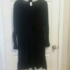 BLACK DRESS SIZE XL